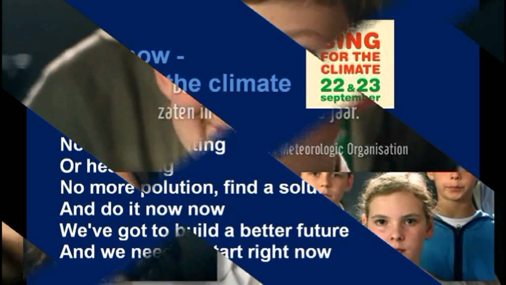 do it now climate song