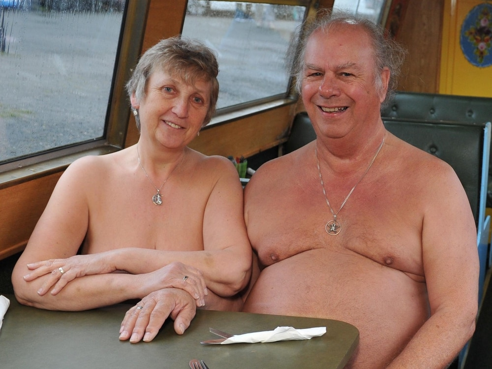 the most natural nudists
