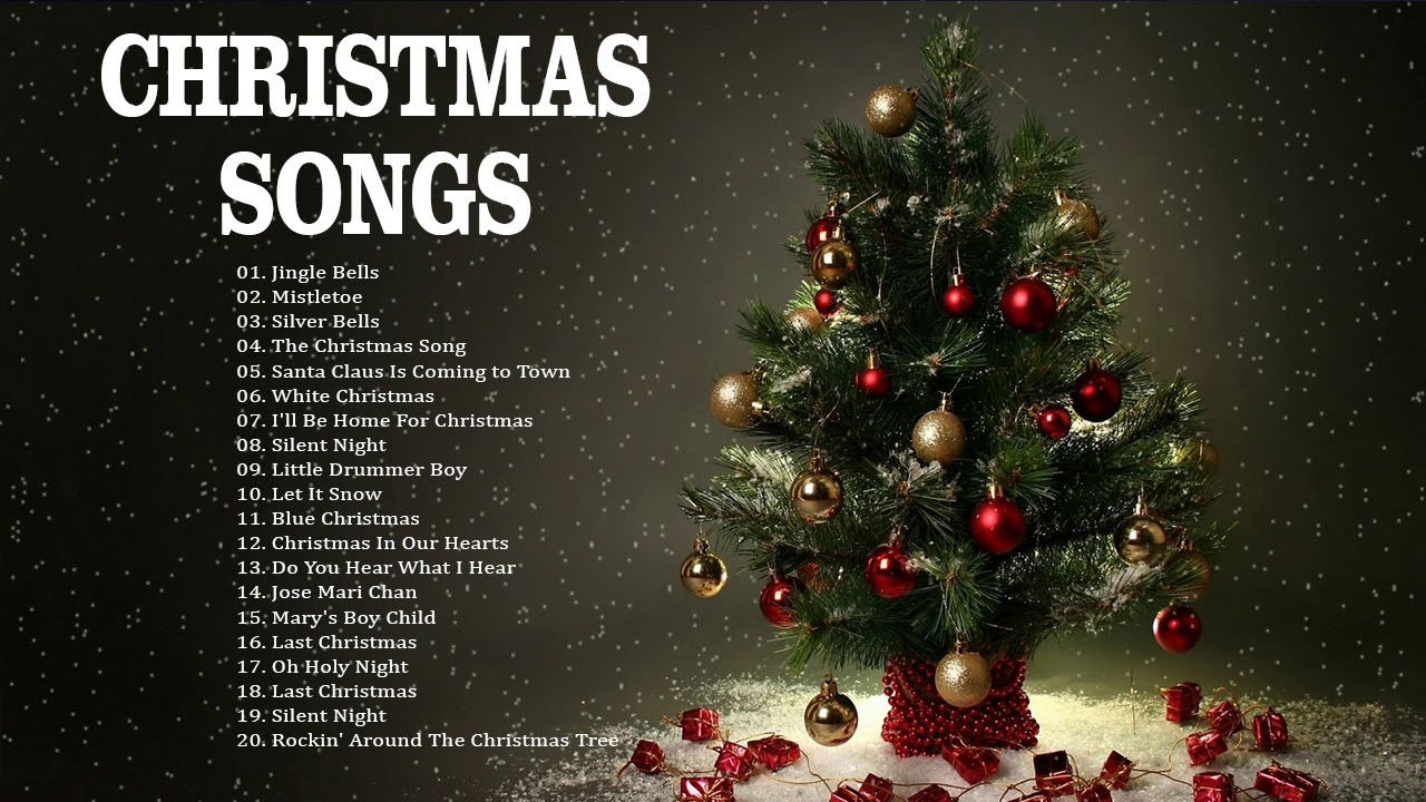 how many popular christmas songs are there