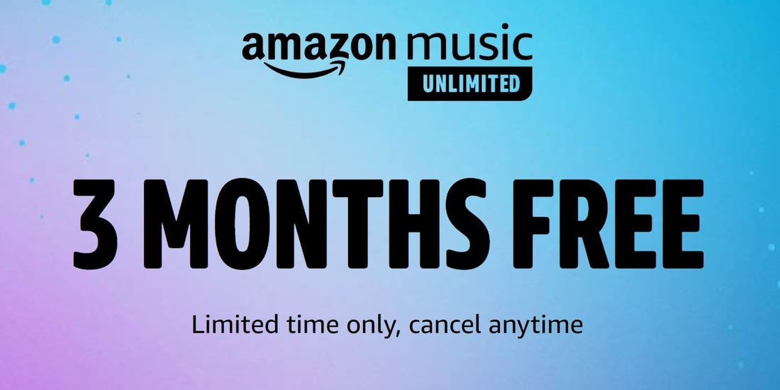 music streaming free trial