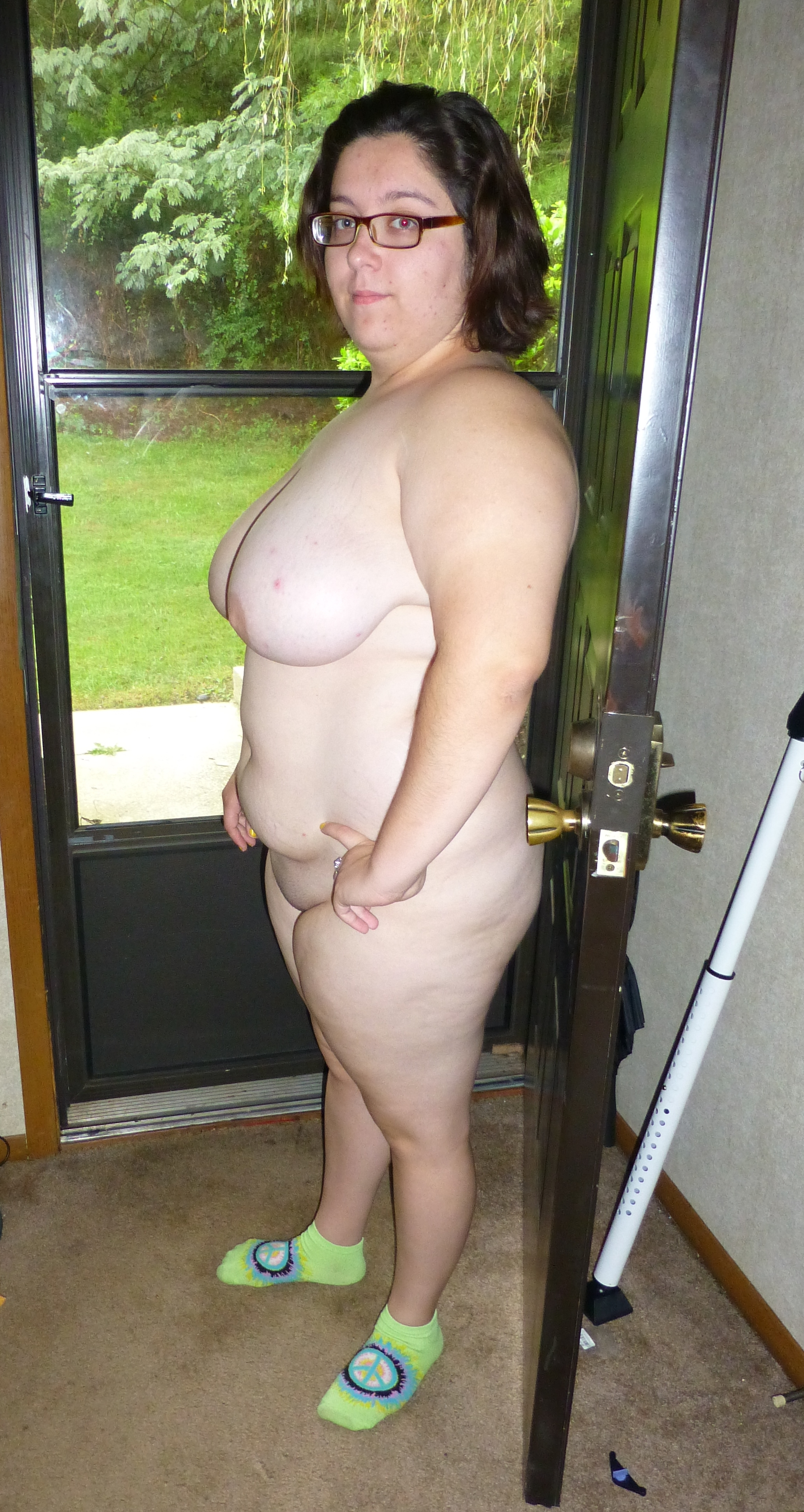 naked bbw in pubpic