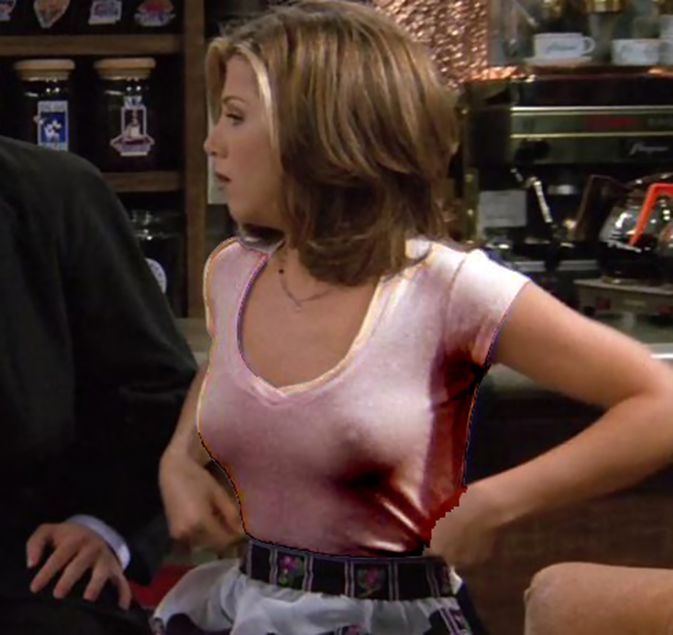 naked pictures of jennifer from friends