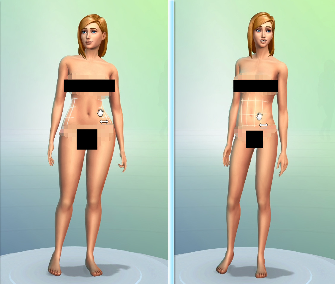 sims 4 naked mod